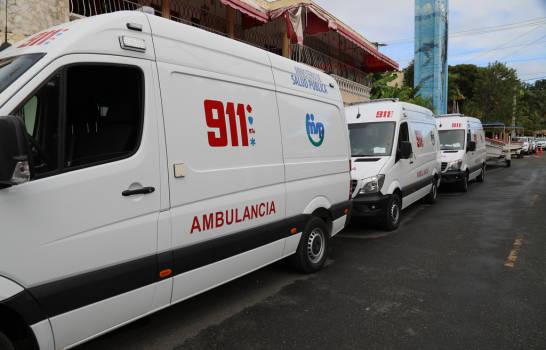 Funcionamiento de Sistema 911 en Samaná