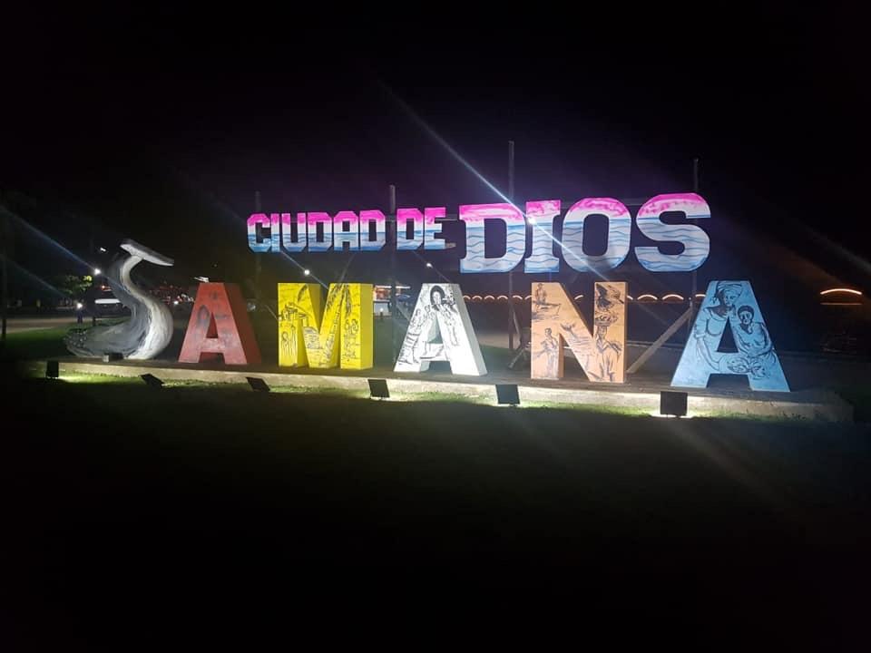 SAMANA CIUDAD DE DIOS
